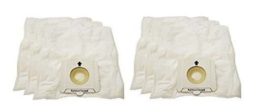 (6) Bissell Opticlean 2138059 Canister Vacuum Bags 213-8059