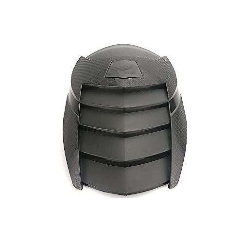 Guardabarros traseros de motocicleta, cubierta de protección contra salpicaduras de neumáticos de rueda de plástico ABS fit for yamaha aerox nvx155 2017 2018 cubierta de guardabarros de carenado