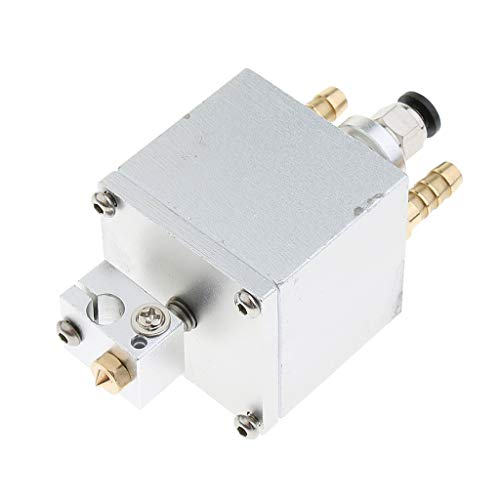 Replacement 0.4mm Single Extruder V6 Water-cooled Head Kit For 3D Printer