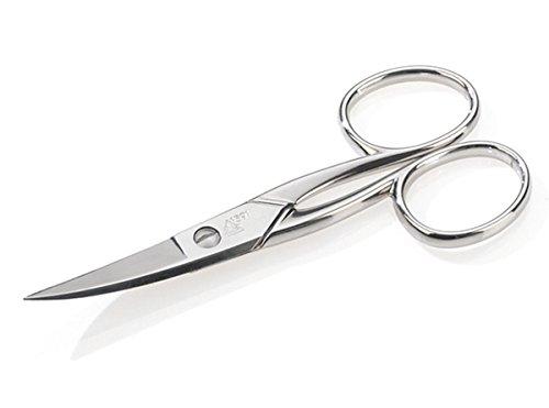 ERBE Large Heavy Duty Toenail Scissors German Pedicure Toe Nail Cutter. Made in Germany, Solingen