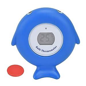 Termometro, Termometro per vasca da bagno impermeabile Termometro per vasca da bagno elettronico per vasche da bagno, piscine, ecc