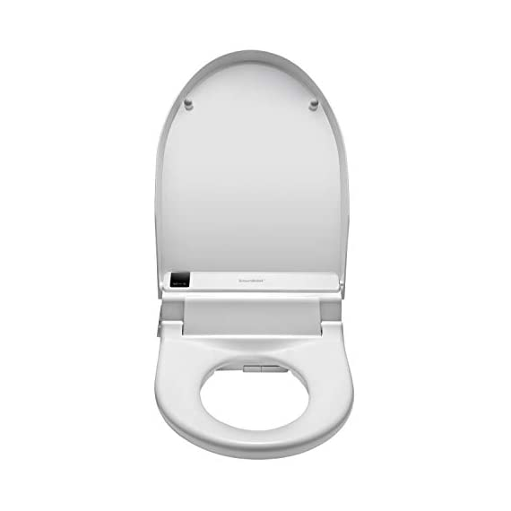 SmartBidet SB-3000 Electric Bidet Toilet Seat for Elongated Toilets with Wireless Remote Control with Screen, Unlimited… 6 All the Features You Imagine in One Model Posterior Wash is for His/Her Back. Feminine Wash is a gentler, wider wash for her front. Spiral Stream or Turbo Wash is the strongest, most concentrated wash for His/Her back. Having constipation problems? Use the Spiral Stream Wash which can help relieve constipation On Demand, Unlimited Warm Water Our Hybrid Heating System allows the water to be instantly and continuously warm at your desired temperature. No more cold water shooting up your butt in the mornings or winters! Enjoy this experience without havingn to worry about the water turning colder and colder.
