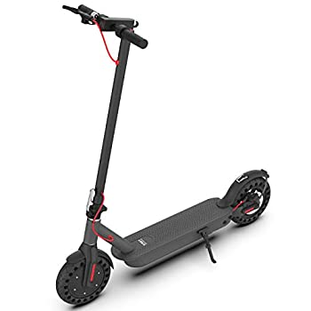 Hiboy S2 Pro Electric Scooter - 10  Solid Tires - 25 Miles Long-range & 19 Mph Folding Commuter Electric Scooter for Adults