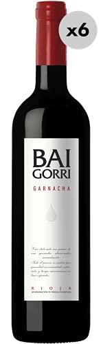 Baigorri Garnacha, Vino Tinto, 6 Botella, 75 cl