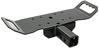 "KFI Products (100620 2"" Universal Receiver Carrier Mount with Handle"