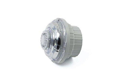 Intex LED Pool Lampe mit weißem Licht mit hydroelektrischem Betrieb