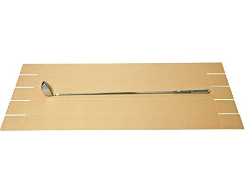 ゴルフクラブ用 ダンボール 箱 160サイズ 内寸1300×140×140 10箱セット No52