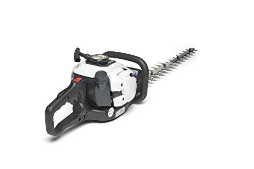 Alpina 252961000/14 Cortasetos Gasolina H 60, 24.5 CC, Blanco, Espada de 550 mm, Distancia Entre Dientes 27 mm, 850 W