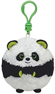 Ty Beanie Ballz - Bonsai-Clip the Panda