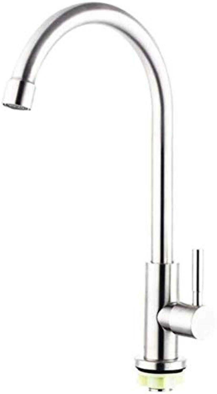 Verchromte Einstellbare Temperaturempfindliche Led-Wasserhahnkalter Küchenhahn-Grünikaler Wannen-Wannenhahn-Edelstahl-Hahn