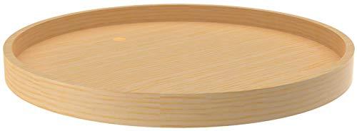 "Lazy Daisy Banded Wood 24"" Diameter Full Circle Undr, Natural Wood - Rev-A-Shelf LD-4BW-001-24-1"