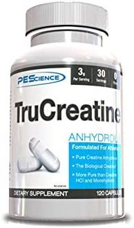 PEScience TruCreatine 120 Capsule product image