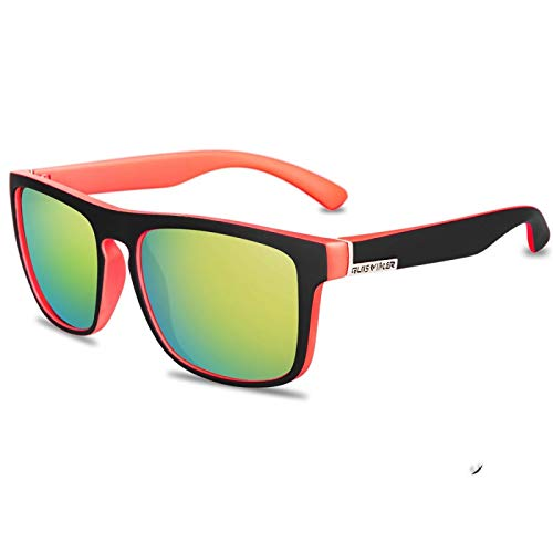 Único Gafas de Sol Sunglasses Gafas Polarizadas Hombres Mujeres Gafas De Pesca Gafas De Sol Camping Senderismo Gafas De
