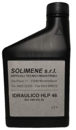 Aceite hidráulico ISO 46 HLP de alta calidad, antiespuma, 1 litro