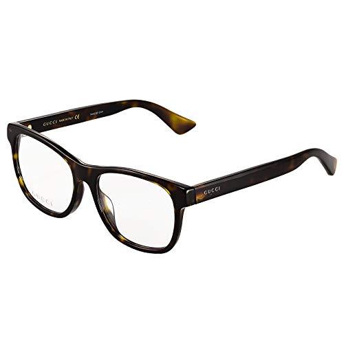 [グッチ] メガネ 伊達メガネ 0004OA 005 アジアンフィット メンズ 0004OA-005 日本 55,17,150 (FREE サイズ...