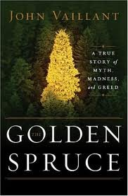 The Golden Spruce 1st  first  edition Text Only