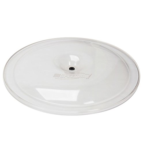 Air Cleaner Top, 14 Inch, Clear