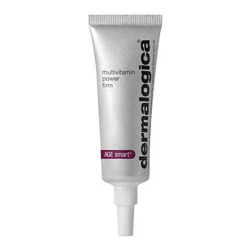 Dermalogica Multivitamin Power Firm (0.5 Fl Oz) Anti-Aging Firming Under Eye Cream - Combat Visible Lines Around the Eye Area