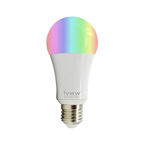 IVIEW-ISB600 Smart Wi-Fi LED Light Bulb