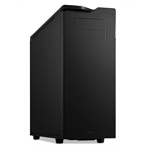 NZXT H630 Ultra Tower Computer Case, Matte Black(CA-H630F-M1)