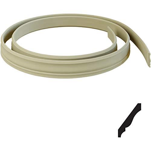 Ekena Millwork MLDFWM49X144 WM49 Crown Flexible Moulding, 3 5/8