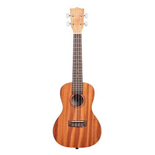 Kala KA-15 C - Ukelele concierto (madera de caoba, con funda)