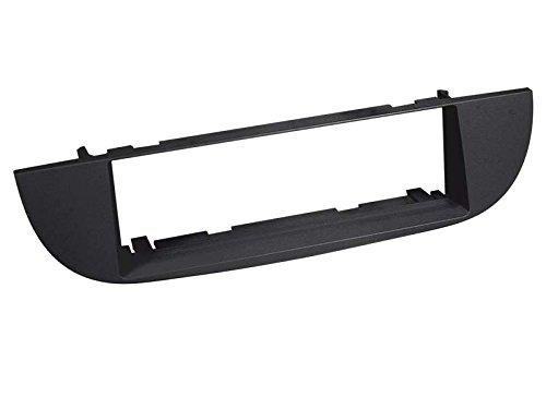 ACV 281094-22 1-DIN Radioblende für FIAT 500 2007 schwarz
