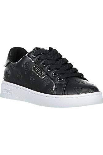 Guess Footwear Active Lady, Scarpe con Lacci Donna, Nero Black, 37 EU
