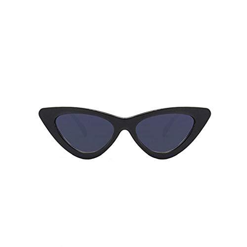 Cat Eye Sunglasses Fashion Style riutilizzabili Vintage limitare gli occhiali di protezione di plastica Occhiali Clout Telaio per le donne