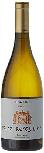Pinord Pazo Rosqueira Vino Blanco Albariño - 750 ml