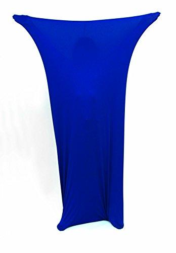 FLIXI Tanzsack in Größe XL – ab 12 Jahre - dehnbarer und luftdurchlässiger Stoff – besonders Hautverträglich - Tanzanzug - in Blau