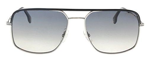 Carrera 152/S Pilot Sunglasses, Ruthenium Black/Polarized Gray, 60mm, 17mm