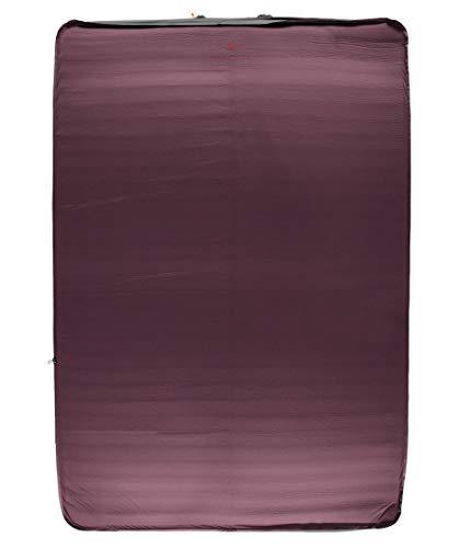 KAIKKIALLA selbstaufblasende Isomatte Kuopio 3D 7,5 Double Wine (505) 0