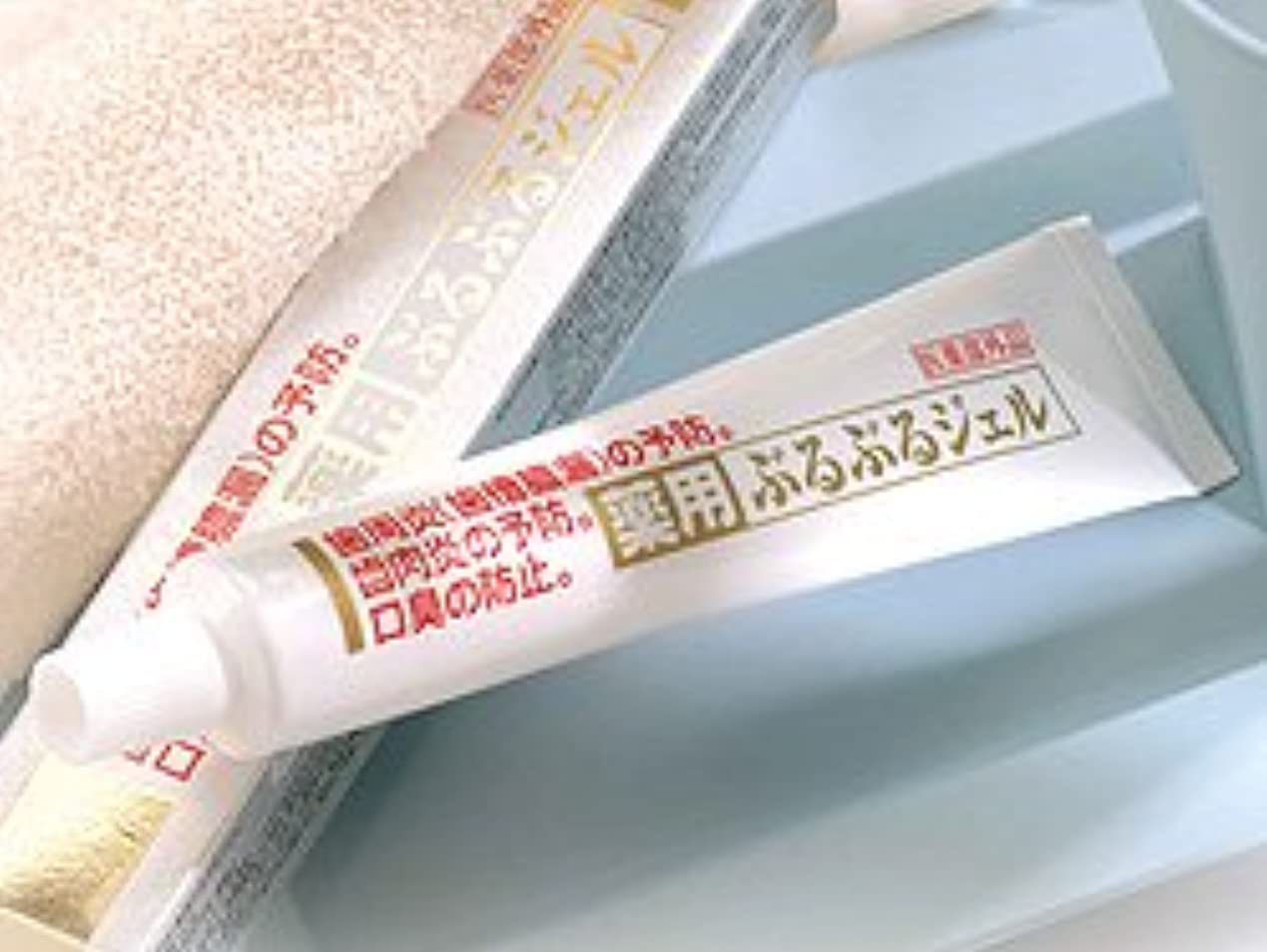 どっちでもシミュレートするスカウト薬用ぶるぶるジェル(医薬部外品) 60g 0004132