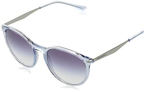 Emporio Armani Gafas de Sol EA 4148 Blue/Blue Shaded 54/20/145 mujer