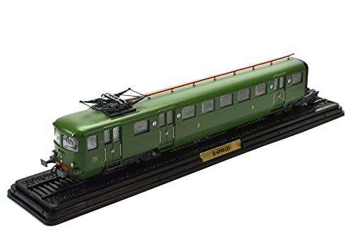 OPO 10 - Treno 1/87 Ho SNCF Automotrice Z-4702 (2) dal 1948 (020)