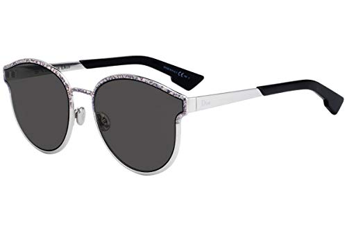 Dior Christian DiorSymmetric Gafas de Sol Mármol Rosado con Lentes Grises 59mm O3T2K DiorSymmetrics DiorSymmetric/s Symmetric