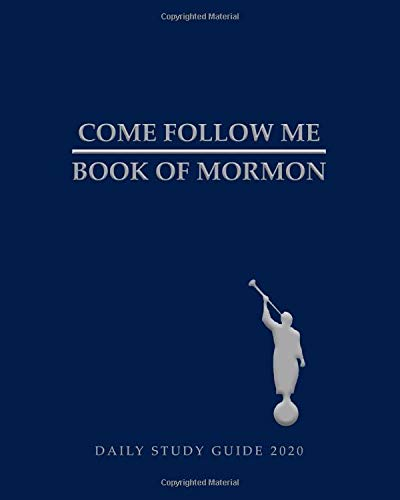 Come Follow Me Book of Mormon Daily Study Guide 2020 -  Chosen, Rightly, Paperback