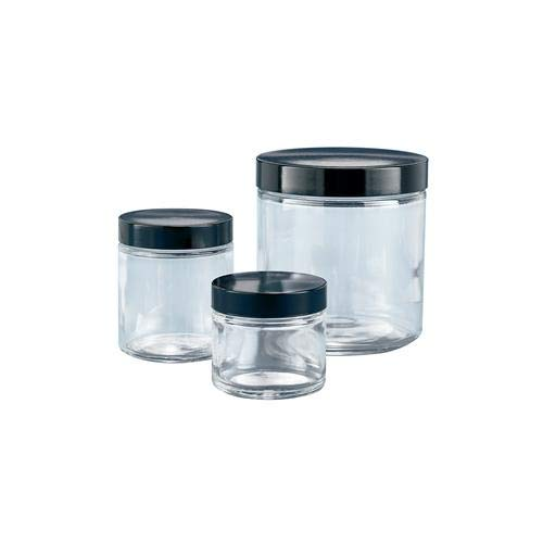 DWK Import Life Sciences Safety and trust 5410458B Straight Sided Cap Jar Without Clea