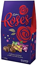 Cadbury Roses Gift Pouch 150g x 8
