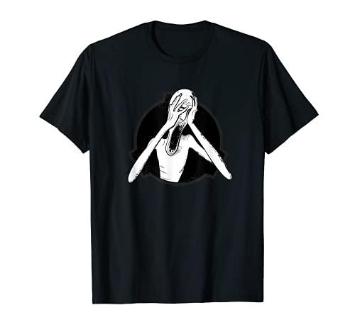 SCP-096 Shy Guy SCP Fond de teint T-Shirt