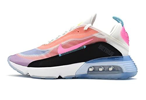 Nike Air Max 2090 Be True Uomo Running Trainers CZ4090 Sneakers Scarpe (UK 7.5 US 8.5 EU 42, Digital Pink Black 900)
