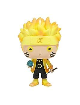Naruto Shippuden - Naruto  Six Path   GITD  POP Figure #186 Special Edition