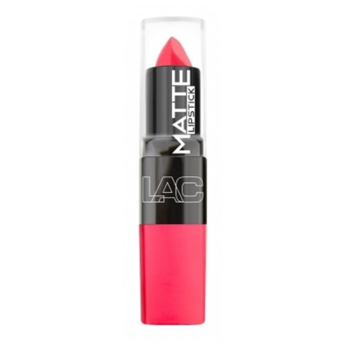 活性化する急襲読む(3 Pack) LA Colors Matte Lipstick - Femme (並行輸入品)