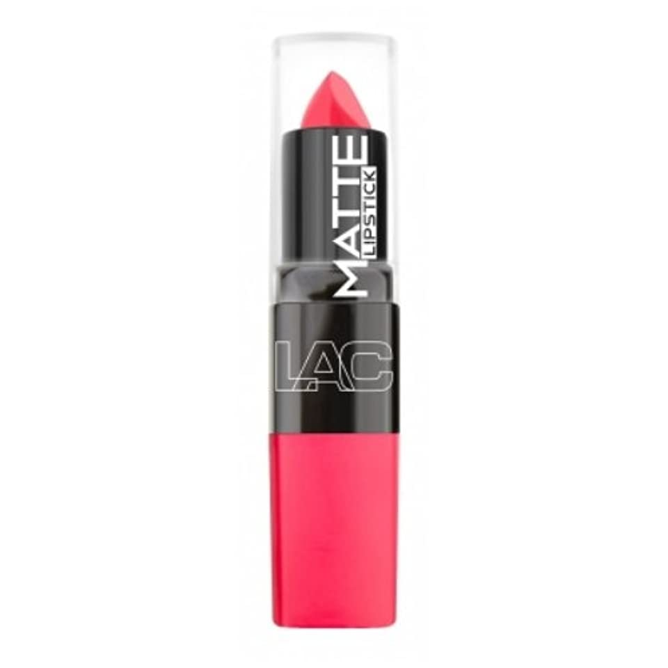 生む並外れてネズミ(3 Pack) LA Colors Matte Lipstick - Femme (並行輸入品)