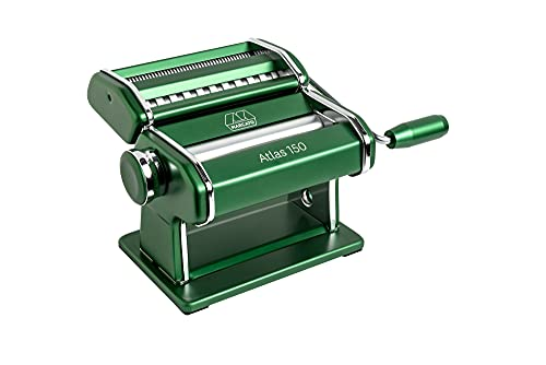 Marcoto Atlas 150 Machine à pâtes Alliage léger Vert