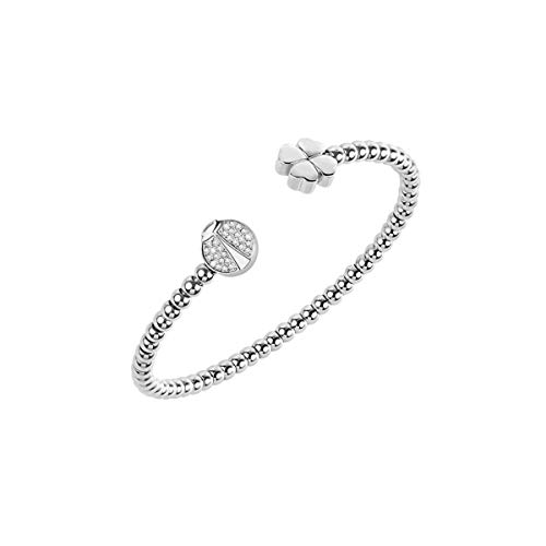 Morellato Damen-Charm-Armbänder Edelstahl SAJE18