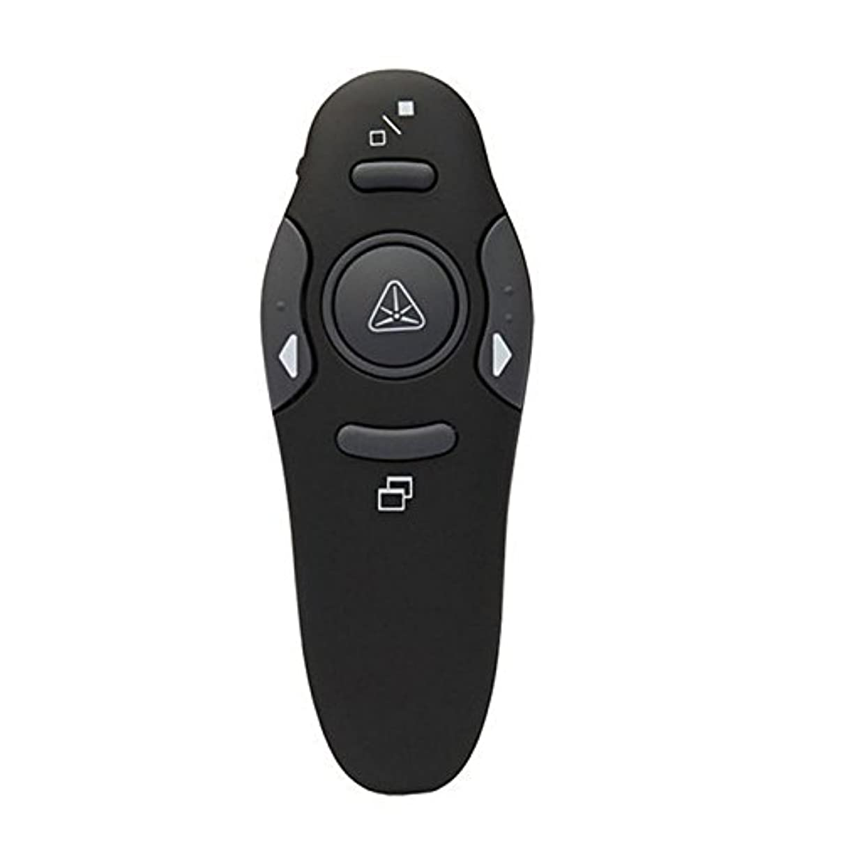 Refresh Your Life 2.4GHz Wireless Presenter USB Remote Control Presentation Mouse Laser Pointe H52