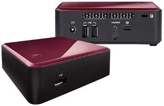 Intel NUC HTPC/Desktop, Intel Dual-Core i3 1.8GHz, 8GB DDR3L, 240GB SSD, WiFi, Bluetooth, Dual Monitor Capable, Windows 10 Professional 64Bit (Renewed)