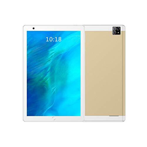 LIU Tableta Android de 8 Pulgadas, CPU Octa-Core, ROM de 1GB RAM 16GB con Pantalla HD 1280x800, cámara Dual, con tabletas WiFi Bluetooth